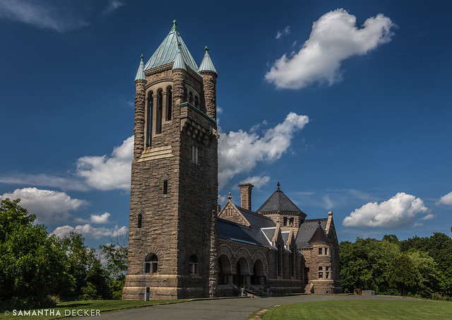 Gardner Earl Chapel