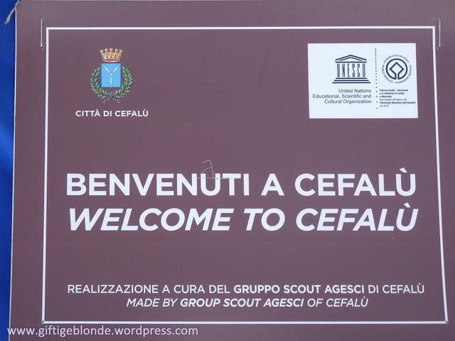 Cefalu, Sizilien 1