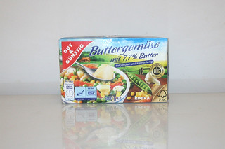 09 - Zutat Buttergemüse / Ingredient butter vegetables