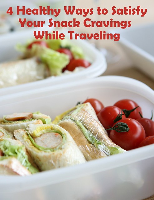 4 Healthy Ways to Satisfy Your Snack Cravings While Traveling