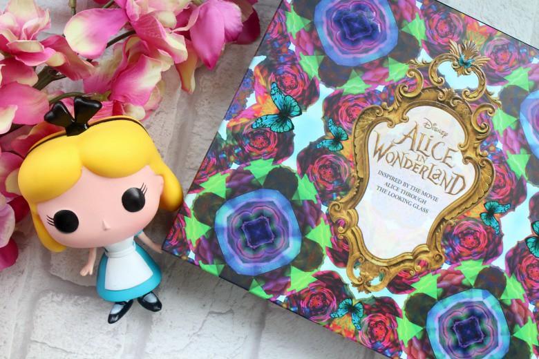 Alice in Wonderland Urban Decay Palette
