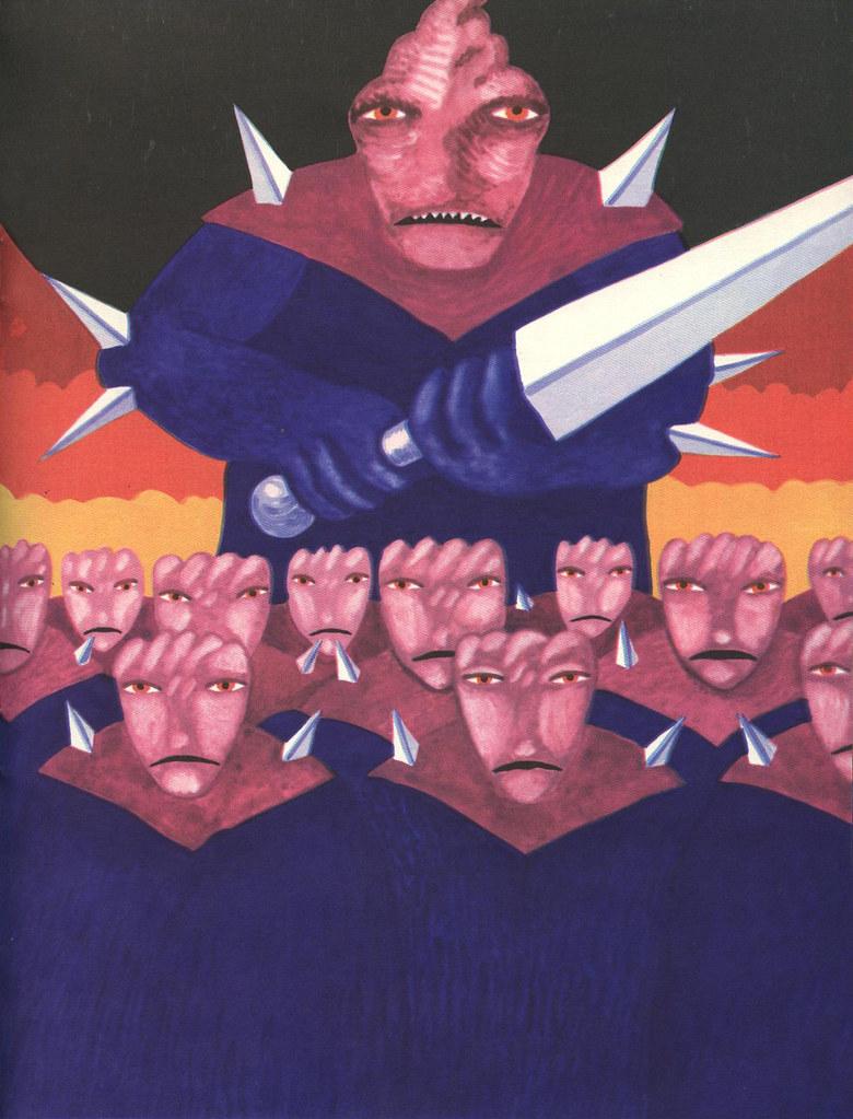 Tõll the Great - Page 18 - Written by Rein Raamat, Illustrated by Jüri Arrak, 1982