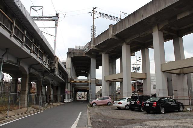 貨物新幹線名古屋駅遺構 (4)