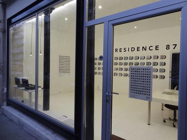 Portraits Audacieux _ Residence 87 2016