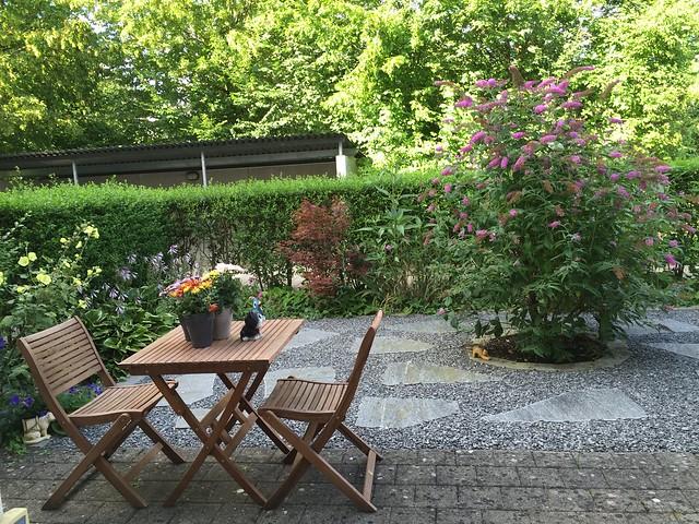 M - Front Garden