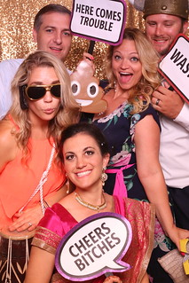 Casa Monica Hotel Wedding St. Augustine Photo Booth Rental