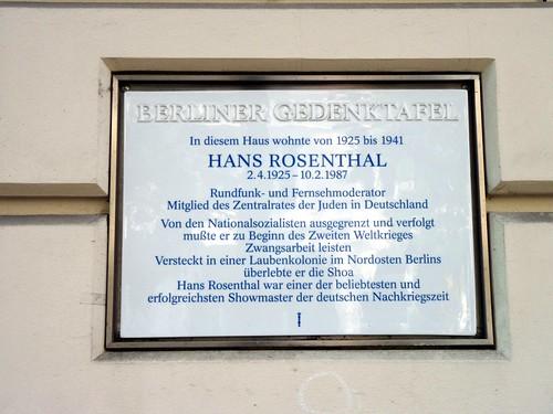 Hans Rosenthal Haus