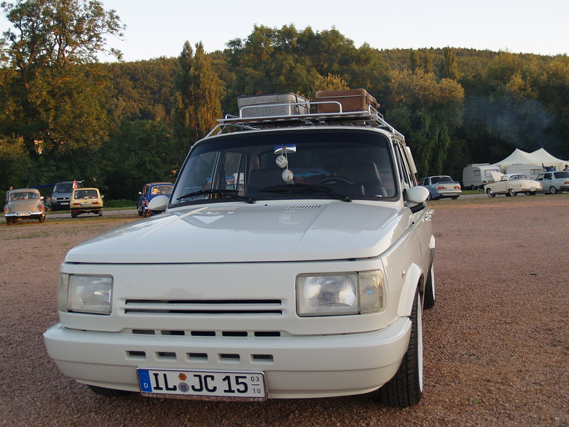 Wartburg 1.3 '89 by Ronny
