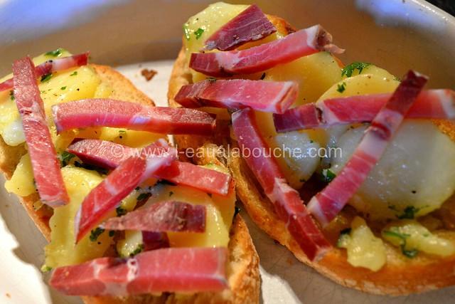 Croûte au fromage Gourmande © Ana Luthi Tous droits réservés 06