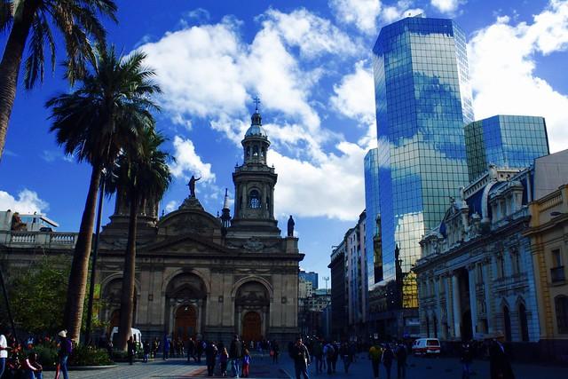Catedral Metropolitana de Santiago, Santiago