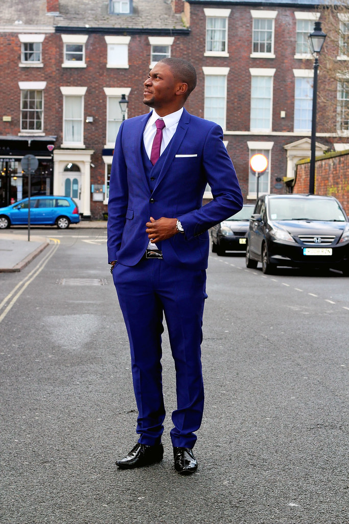 mens-three-piece-blue-suit