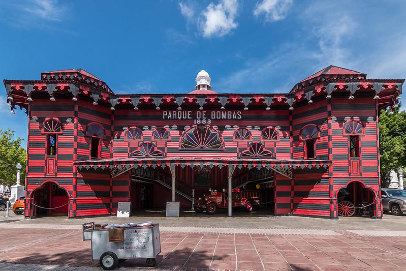 La Parque de Bombas - Ponce - [Puerto Rico]
