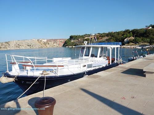 Die Helena, ein kleines Kreuzfahrtschiff