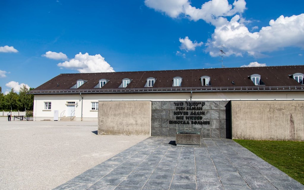 koncentrationslejr Dachau