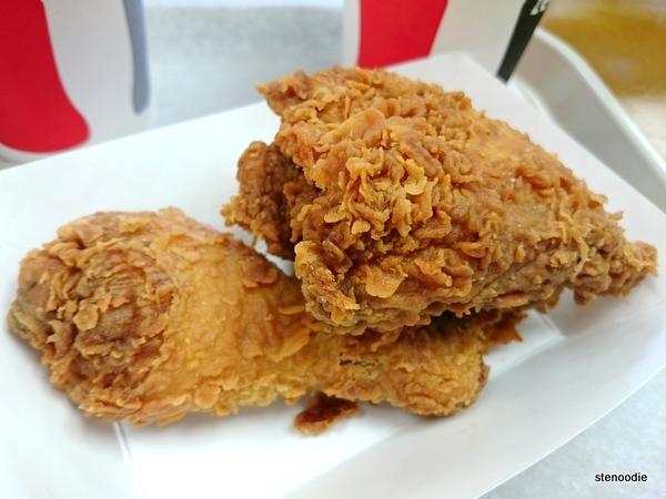 Krispy's Kajun Chicken mild