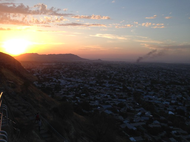 osh sunset