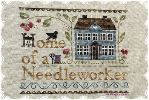 Home of a Needleworker Too Complete!