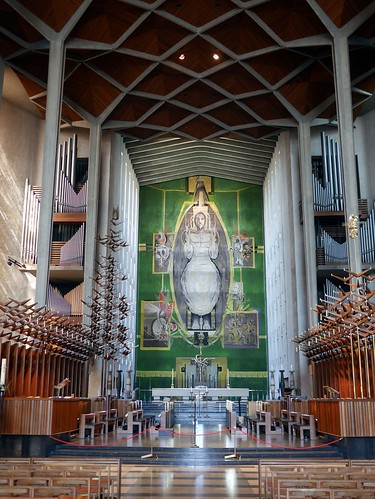 Coventry Cathedral - 9