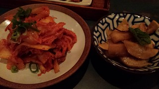 Kimchi and Pickles from Yong Green