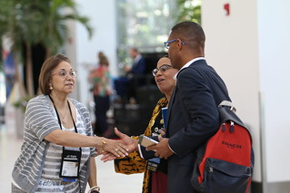 Networking at NAFSA 2016