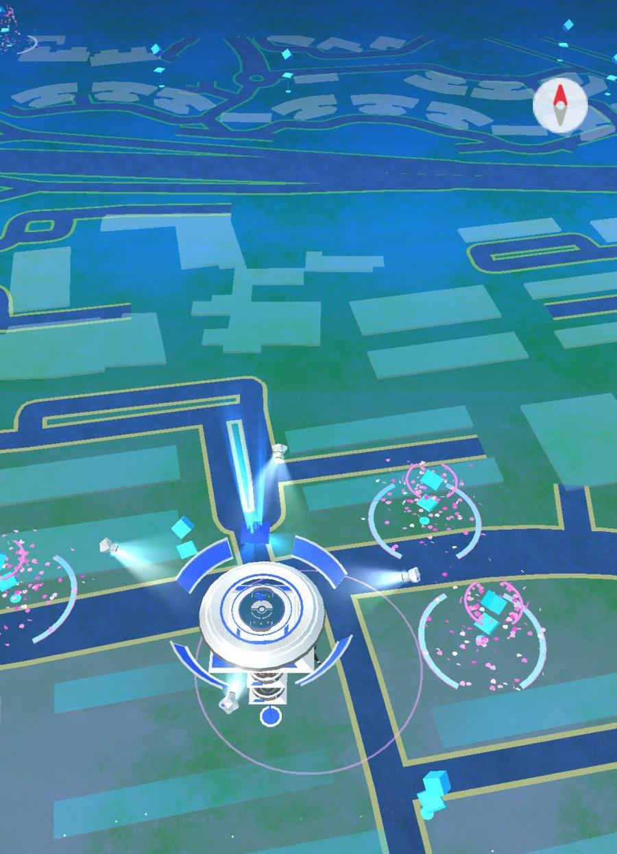 Pokemon Go Gym 5: Bedok Blk 111