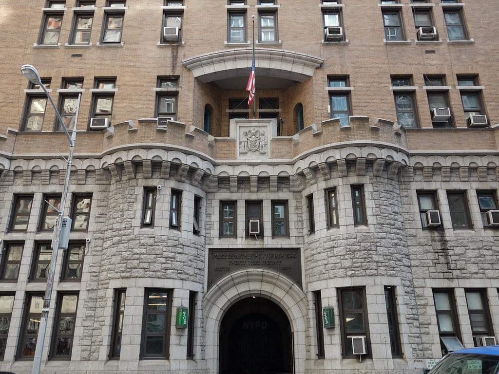 201608034 New York City Chelsea NYPD